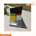 Customized Acrylic Quartz Stone Desktop Exhibition Stand
