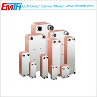Refrigeration Equipment Plate Heat Exchange For