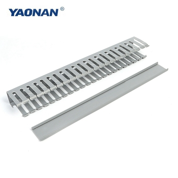 Electrical Trunking Systems Cable Trunking Cover/ Plastic Cable Channels/ Wall Cable Cover