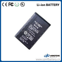 Low Price Mobile Phones Battery BL-5C Battery For Nokia 2626 2700c 2710n 2730c 3100