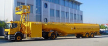 Aircraft Refueller truck or jet refuelling trailer for air port air plane refuelling used