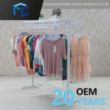Cheap Price China Supplier Goods Display Clothes Shelf For Shop
