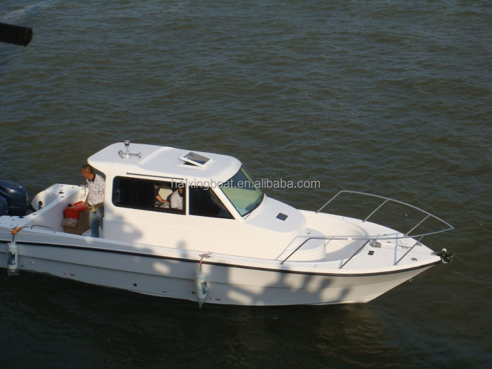 Hot sale marine aluminum fishing boat used rescue boat for for Used fishing boats