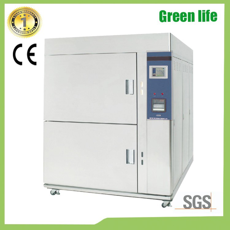 IEC Standards thermal shock chamber usage lab apparatus Two Box Air Cooled Thermal Shock Test Chamber