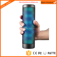 Touch hands free calling 2.1 portable wireless led bluetooth speaker