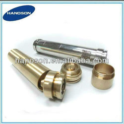 new arrival style brass/stainless chi you ecig 510 thread mech mod chi-you clone