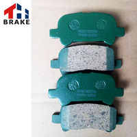 China Wholesale Market Disc Brake Pads For Automotive/truck/car