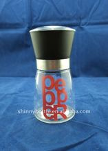 decorative spice grinder, salt and pepper mill with logo printing