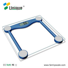 compact design melody note digital bathroom scales