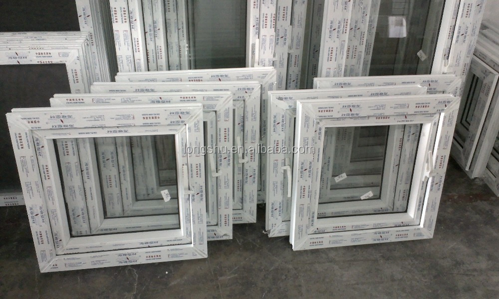 pvc window for casement window type