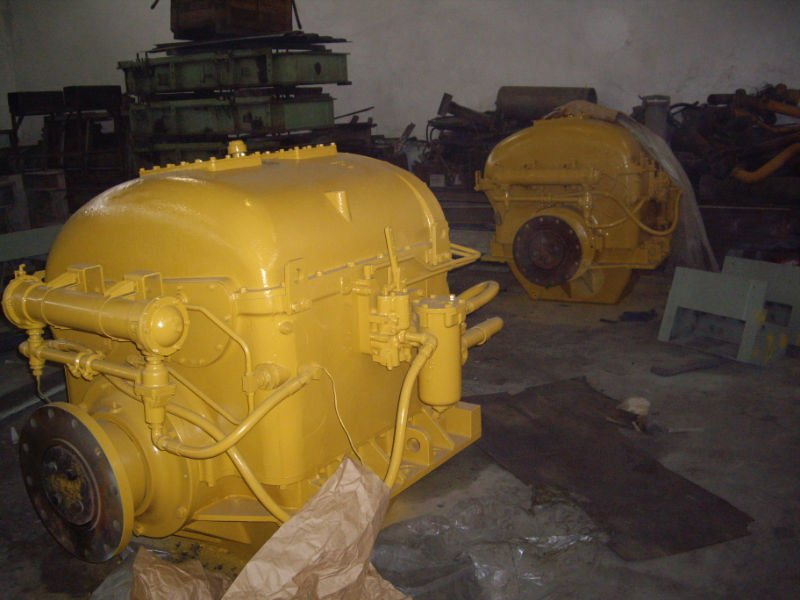 used Caterpillar gearbox 7271