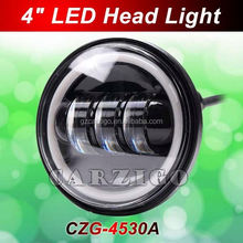 hot selling with halo ring 4.5 inch waterproof 4.5 inch LED head light