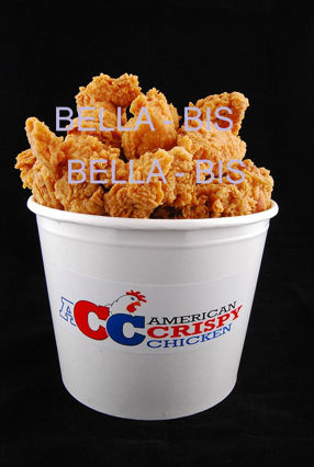 AMERICAN CRISPY CHICKEN - BEST BREADING FOR CHICKEN