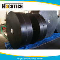 EP300/2 ply chemical resistant conveyor rubber belt