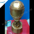 china supplier best selling Helmet resin awards resin trophy