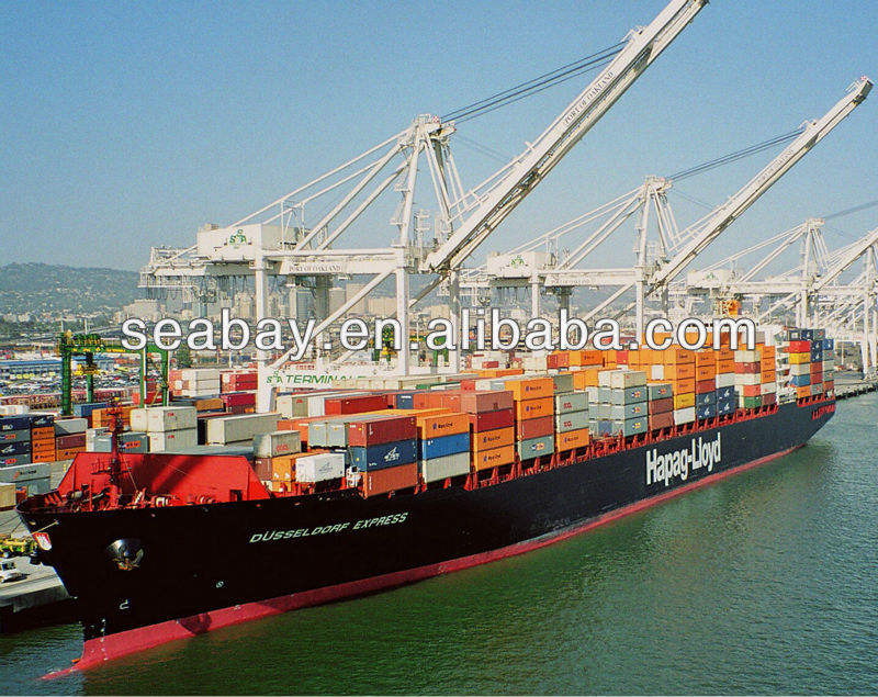 sea freight from China to Cabo San LUCAS