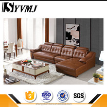 2017 New italian style sofa furniture manufacturer