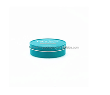 tiny aluminum tins 10ml metal small round tin box for wedding gift