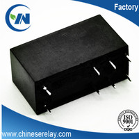 Electromagnetic double contact 12 volt refrigerator relay prices mini safety power electric protection 12v relay price