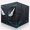 Top seller marshydro grow tent size 240x240x200cm waterproof 100% reflective mylar materials
