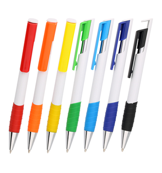 New design phone holder stylus ball pen with printing logo pen for children gifts