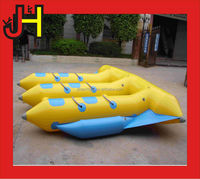 Hot! Hot! Hot! commercial grade inflatable fly fish boat / banana boat fly fish