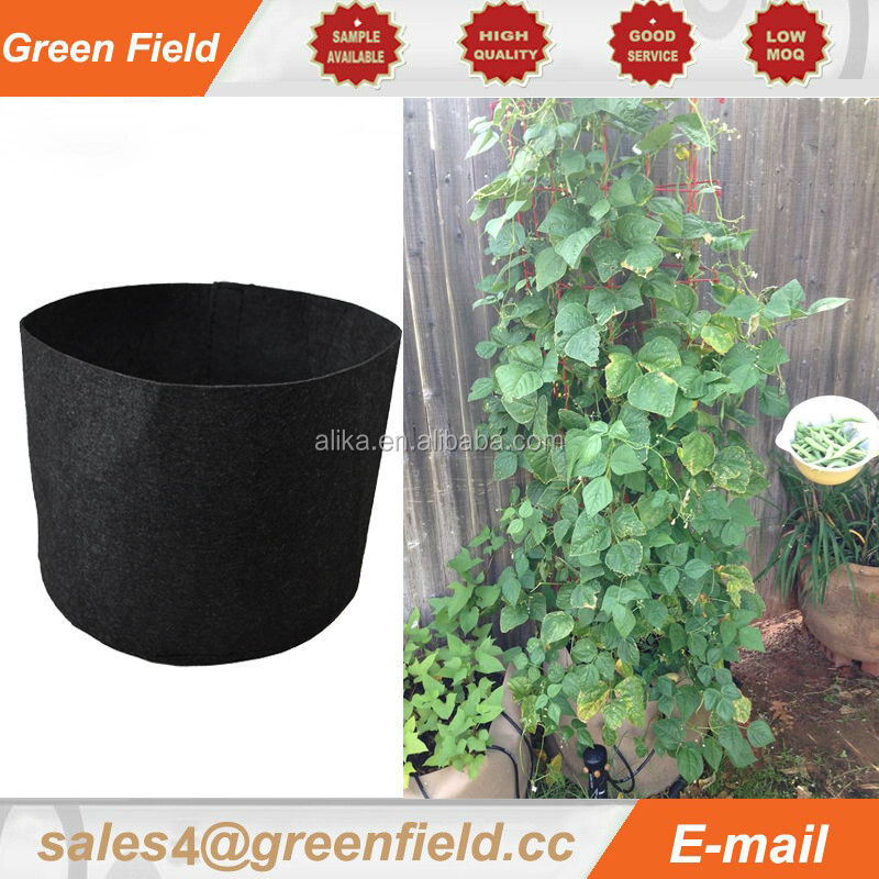 5 gallon planting grow bags flower pot planting bags