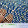 Stainless Steel Square Architectural Decorate Crimped Wire Mesh