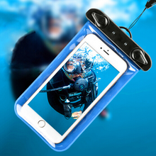 2015 Eco-Friendly waterproof swimming bag/Case For Htc First Cell Phone(SD-WB-058)