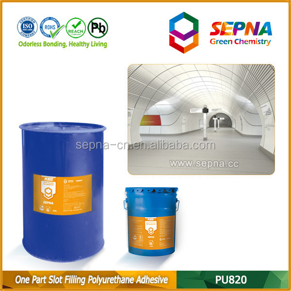 High Elasticity Healthy Living Construction Chemical PU Sealant