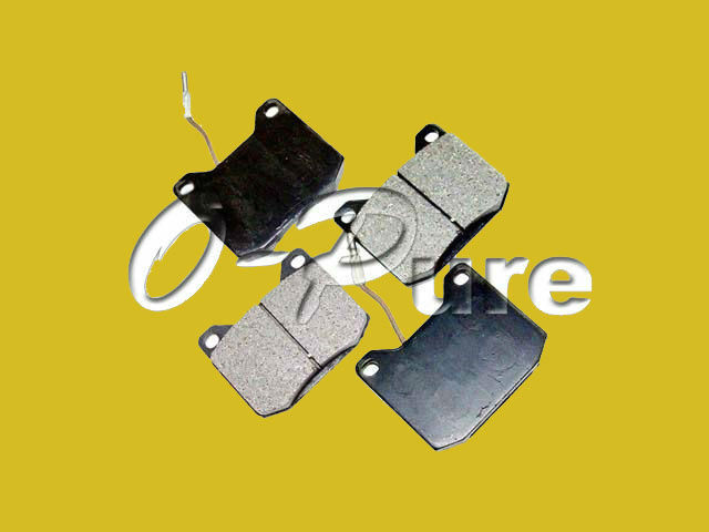 Spare parts for Peugeot 504 or 505 cars o-pure semi-metal brake pads 4248.34 None asbestos good quality best seller