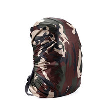camouflage backpack bag rain cover 35-80L outdoor waterproof dust cover