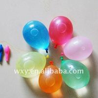 100%Nature latex water balloons latex water party balloons