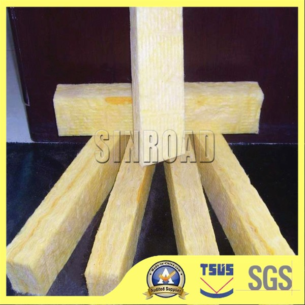 Heat Insulation Material Building Construction Material Softextile Glass Wool Board