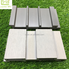 147x25mm wpc wall panel wood plastic composite exterior wall cladding