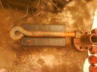 tractor trolley hook