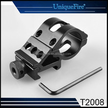 Gun Rifle 20mm Rail Tactical 25mm Ring Size Torch Mount