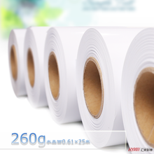 Factory price !!! 24r high quality wide format crystal photo printing paper