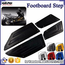 BJ-FOS-YA001 Front and Rear Motorcycle Foot Pegs Footrest Step for Yamaha TMAX T Max 530