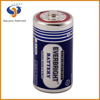 China Supplier 1.5v r14 um2 c size dry battery