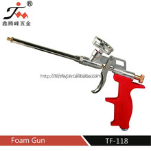 2014 highest demand products hot pu foam gun/black polyfoam