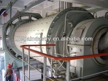 Small Steel Ball Mill for Coal Production