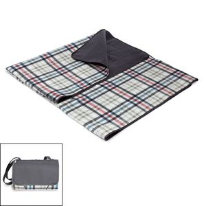 100% polyester high quality new design waterproof picnic blanket