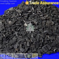 Trade Assurance Petroleum Products Nut Shell Activated Carbon For Drinking Water Purification