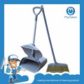cheap custom color broom dustpan set