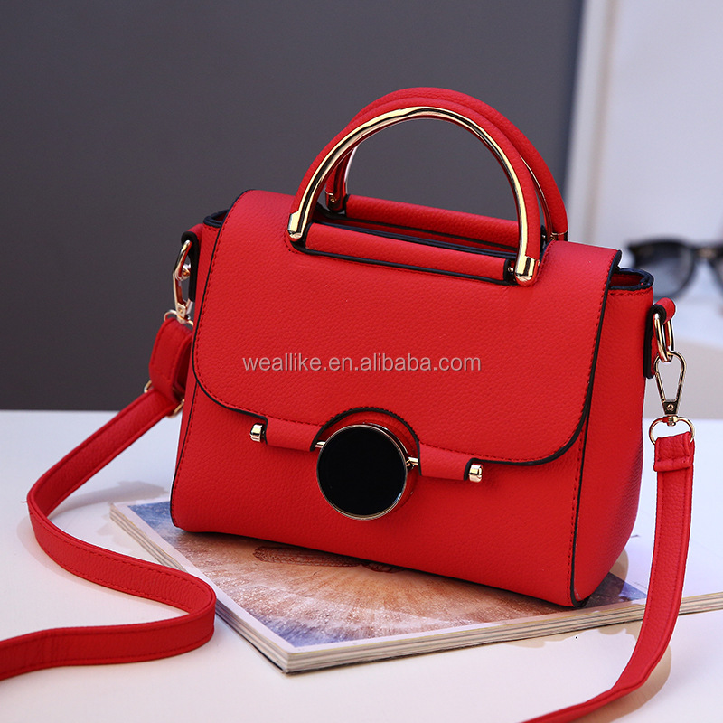 Fashion Leather Women Shoulder Bags Tote Purse Bag Designer Handbag Ladies