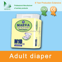 china free sample adult diaper supply