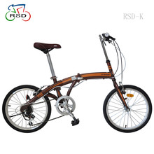 Factory supply top folding bikes for adults/fortable saddle with absorbing system/26'' foldable bike