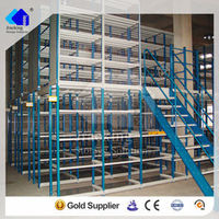 Top Quality warehouse steel pigeon hole mezzanine adjustable