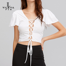 Cheap top blouse for women's wear,china suppliers latest tops for girls elegant